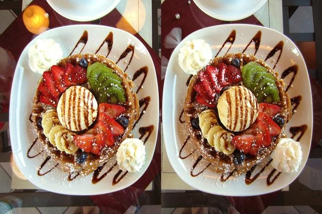 waffle nasil yapilir