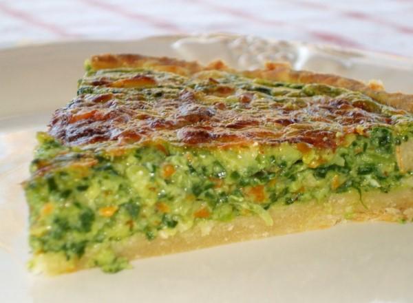 Peynirli Ispanaklı Kiş Tarifi Videosu