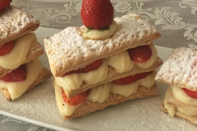 Milföy Pasta Tarifi 1
