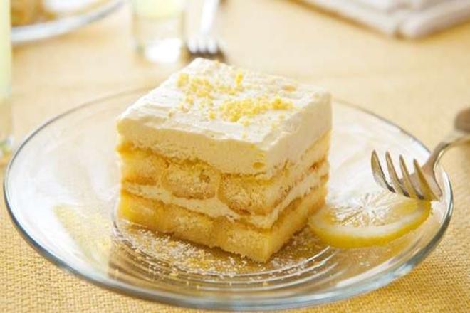 Pratik Limonlu Pasta Tarifi 1