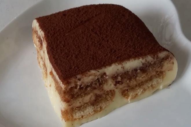 Glutensiz Tiramisu Tarifi