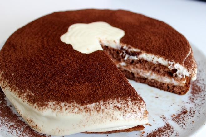 Hazır Kek İle Tiramisu Tarifi 1