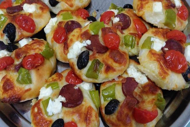 kolay pizza pogaca tarifi