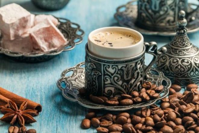Bol Köpüklü Dibek Kahvesi Tarifi 1