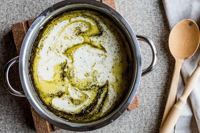Pirinçli Yoğurt Çorbası Tarifi